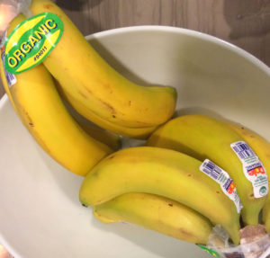 cooking essentials - bananas and berries