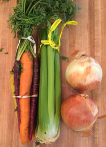 cooking essentials - mirepoix